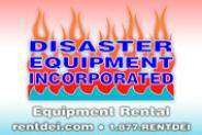 Disaster Equipment